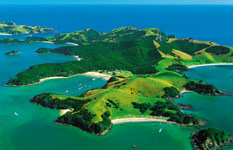 Part of the beautiful Bay Of Islands